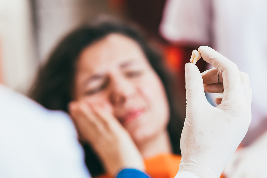 Tooth Extraction Treatment Home Care